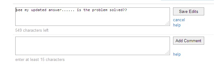 stack error -