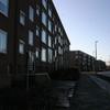René Vriezen 2012-01-27#0038 - Sloop Portiekflat IJssellaa...