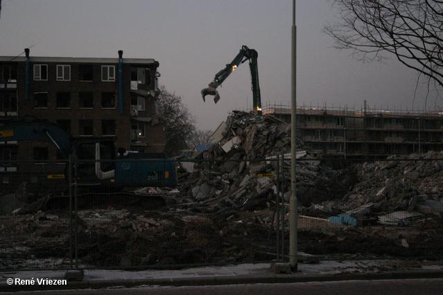 René Vriezen 2012-01-31#0126 Sloop Portiekflat IJssellaan 50-64 Presikhaaf 2 februari 2012