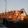 René Vriezen 2012-02-01#0001 - Sloop Portiekflat IJssellaa...