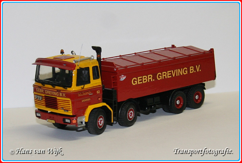 BB-GR-61  A-border - Miniaturen