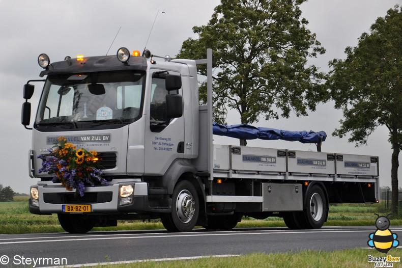 DSC 6347-border - Truckrun De Waardse Truckers 2011