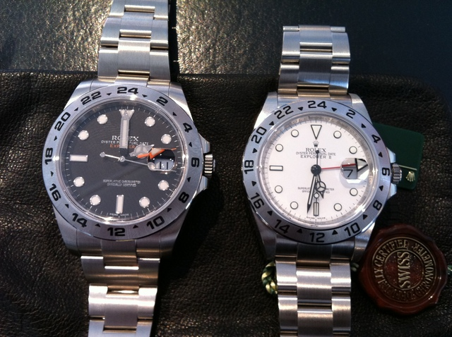 Rolex Explorer Ii 42mm Dimensions