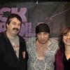 Tom and Rachel with Steve - Bruce Springsteen - Izod - ...
