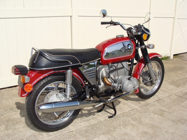 Bmw r60 5 owners manual
