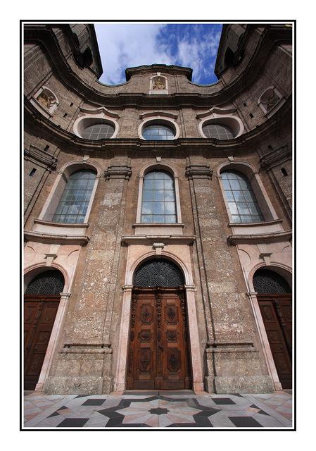 Dom Zu St Jakob Austria