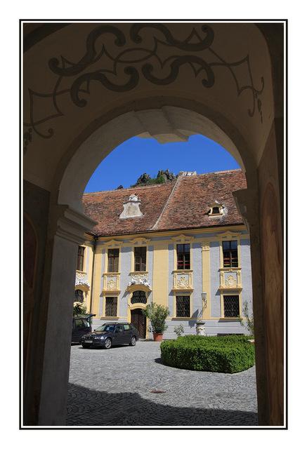 Drurstein Courtyard Austria