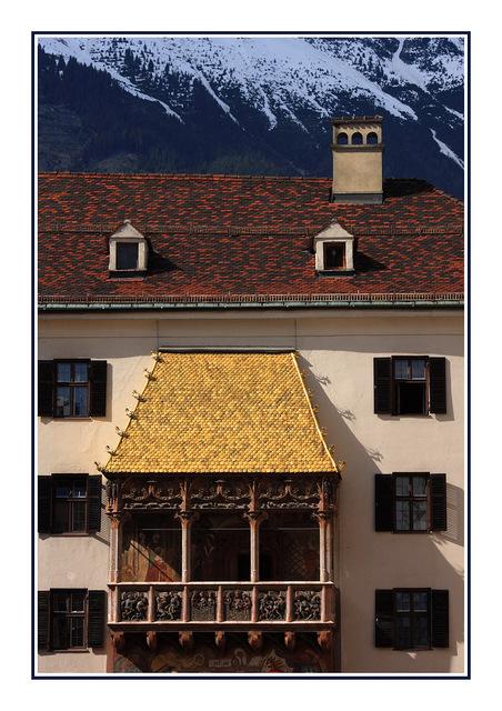 Goldenes Dachl Austria