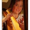 Innsbruck Harp Player - Austria