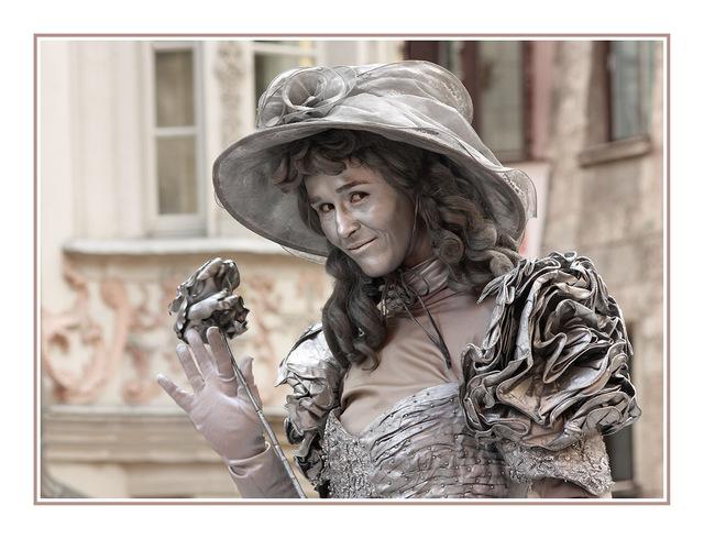Innsbruck Lady Austria
