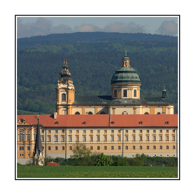 Melk Abbey Austria