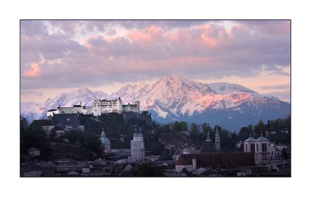 Salzburg Morning Austria
