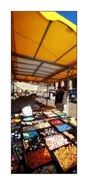 Freiburg Market Germany
