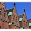 Hamburg building - Germany