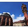 Heiliggeistkirche platz - Germany