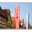 Rothenburg flags - Germany