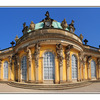 Sansscouci Palace - Germany