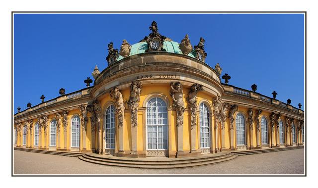Sansscouci Palace Germany