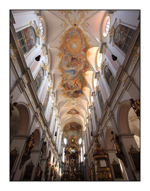 St Peters Munich Germany