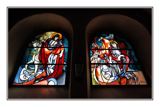 St Severus Glass Germany