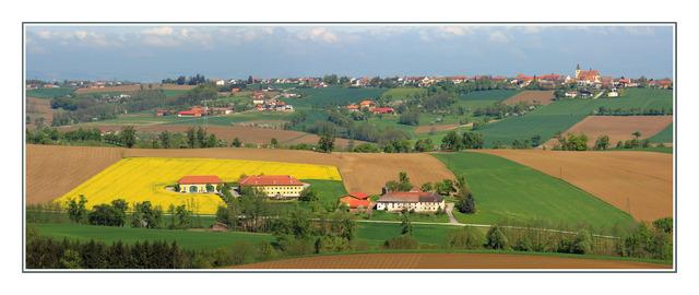 Austria Countryside Austria & Germany Panoramas