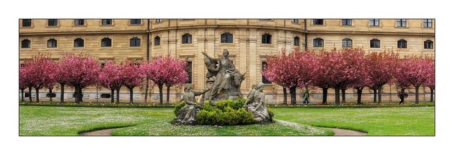 Residence Gardens Austria & Germany Panoramas