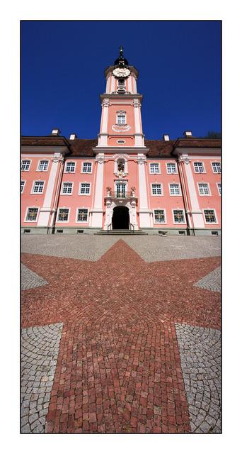 Birnau Church Austria & Germany Panoramas