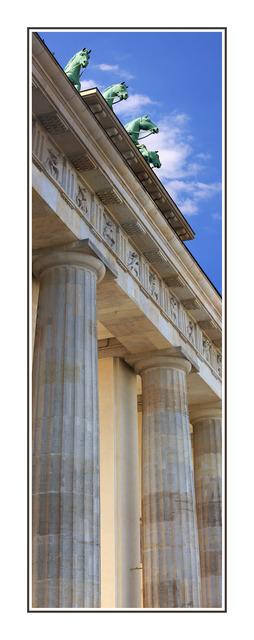 Brandenburg Gate Austria & Germany Panoramas