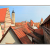 Rothenburg Rooftops - Austria & Germany Panoramas