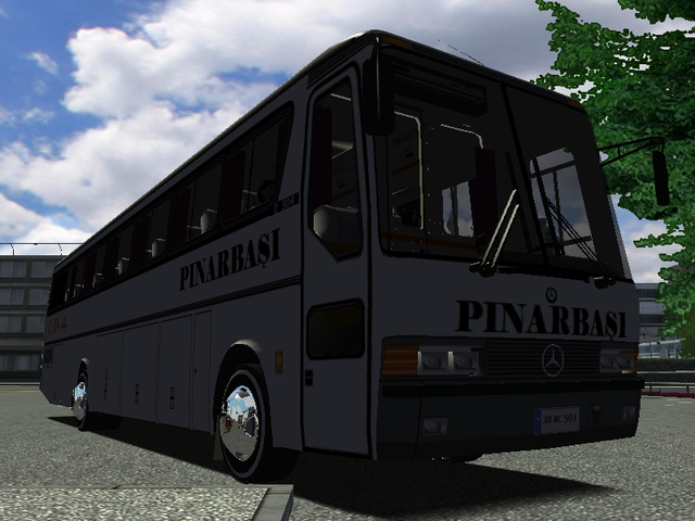 ets Mercedes bus 0304 verv mb C ETS BUSSEN