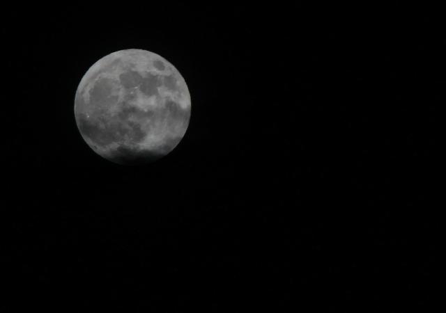 moon may 5th supermoon Sky Watch