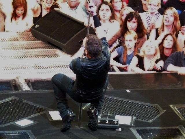 P1180970 Bruce Springsteen - MSG Night2 - 04-09-2012