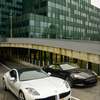 Aston Martin Virage & Fiske... - Autovisie Fotografie Workshop