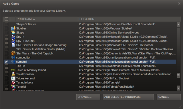 how to find where your steam games are