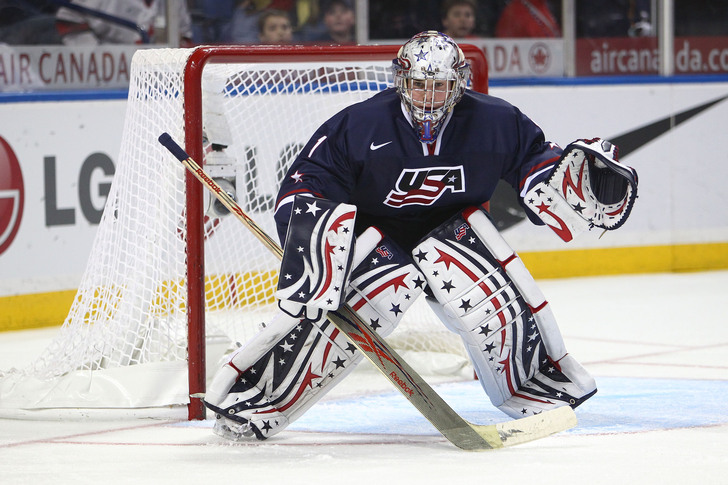 Favorite National Goalie Pads & Masks | HFBoards - NHL Message Board