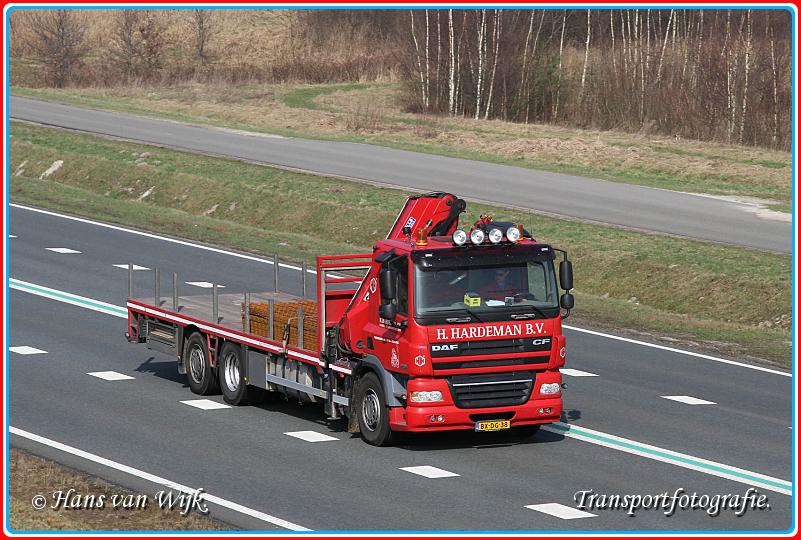 BX-DG-38-border - Losse Trucks Trekkers