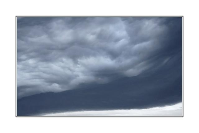 blue clouds Nature Images