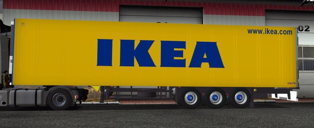 Schmitz sko ikea Ikea simulation