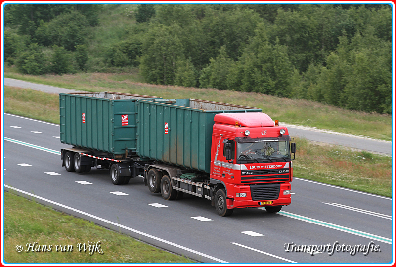 BH-TX-18  A-border - Container Kippers