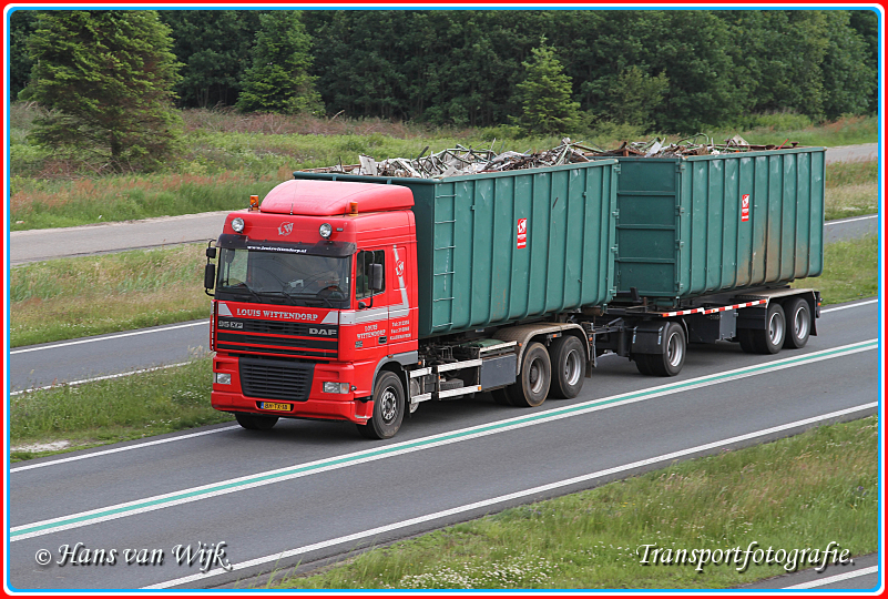 BH-TX-18  B-border - Container Kippers