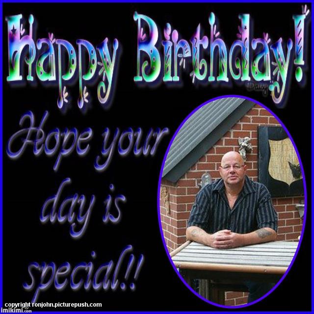 Verjaardag Ron 17-06-12 van Fluffy Verjaardag Ron 2012