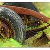 Rusty Wheels 2012 - Abandoned