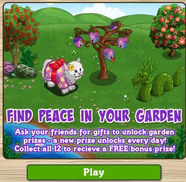 1211 Serene Garden Countdown, Day 1!