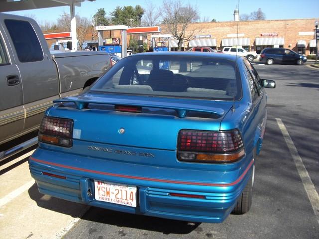 Pontiac 4 2012 June