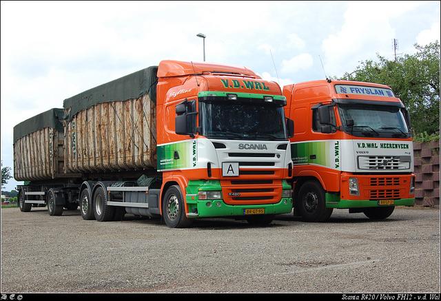 DSC 7444-border Wal Transport, van der - Heereveen