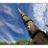 Victoria Museum Totem - Vancouver Island