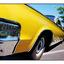 Yellow Dodge - Automobile