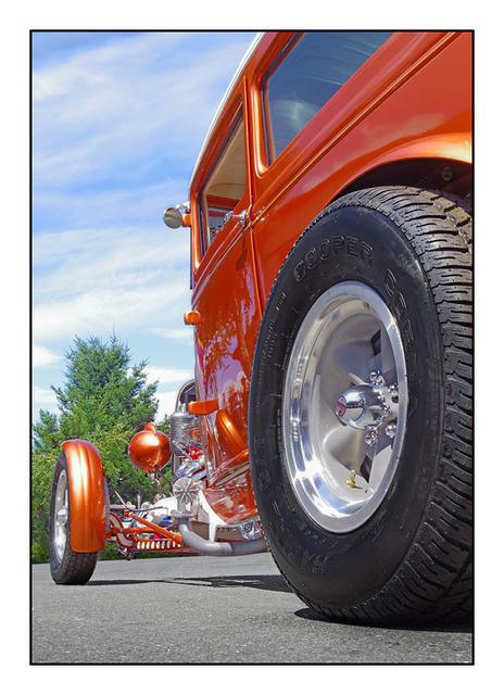 Hot Rod 2012 2 Automobile