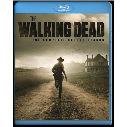 The Walking Dead [Temporada 2] [Completa] [BRRip 720p] [Español