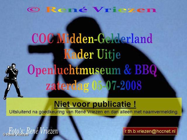 © René Vriezen 2008-07-05 #0000 COC-MG Kader Uitje Openluchtmuseum & BBQ za 05-07-2008
